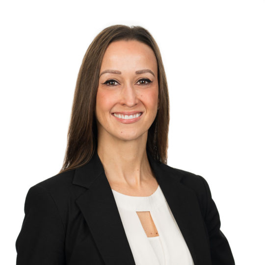 Attorney Jemima McCullum